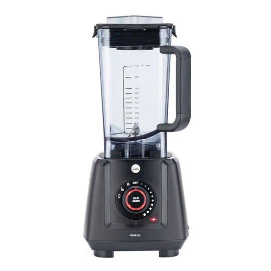 Wilfa - PowerFuel Blender PB2B-P1200 Svart