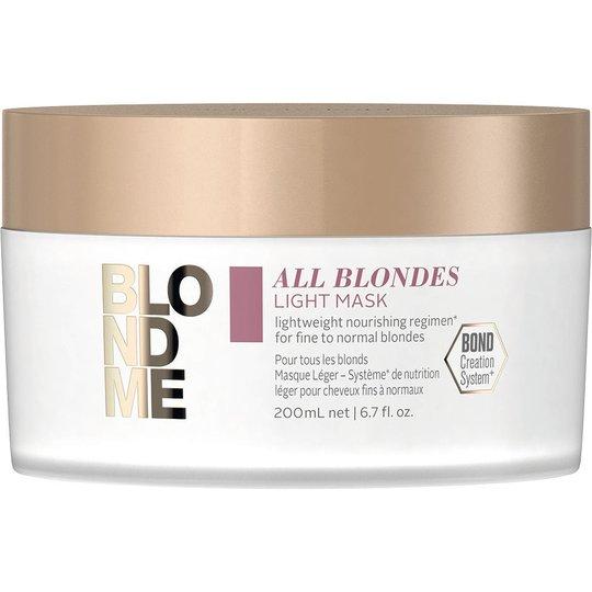 Blondme All Blondes, 200 ml Schwarzkopf Professional Tehohoidot