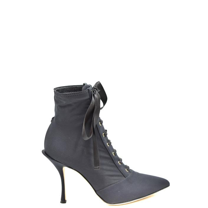Dolce & Gabbana Women's Boots Black 186047 - black 35