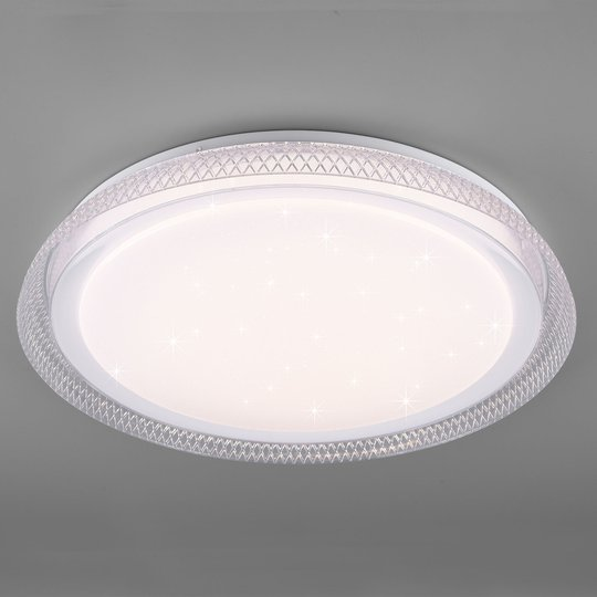 LED-taklampe Heracles, tunable white, Ø 50 cm