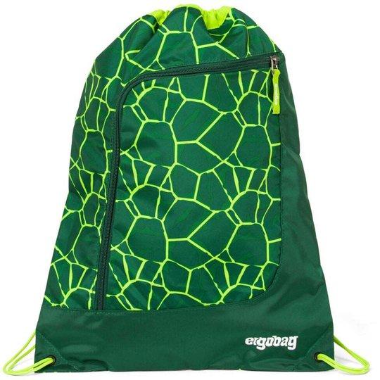 Ergobag Prime BearRex Gympose 11L, Lava Green
