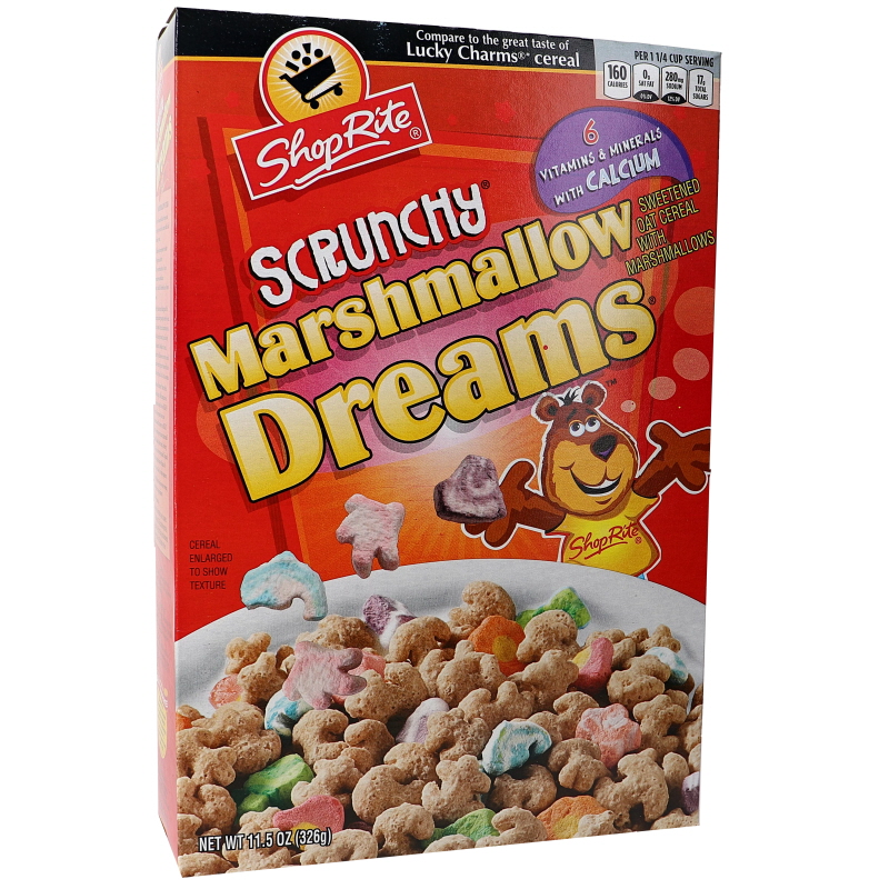 Frukostflingor Marshmallow - 56% rabatt