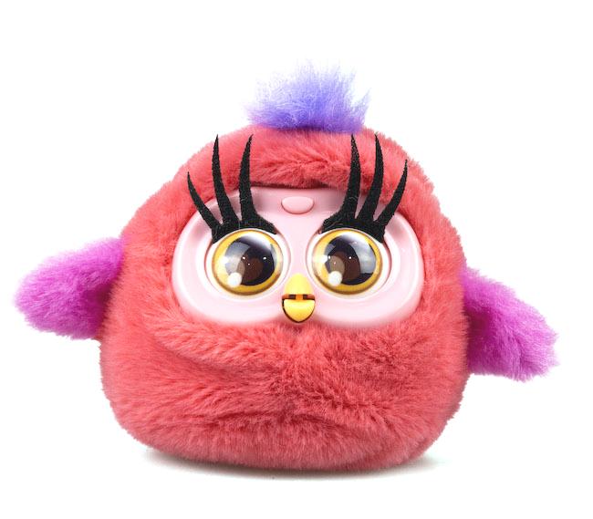Silverlit - Fluffy Birds - Red
