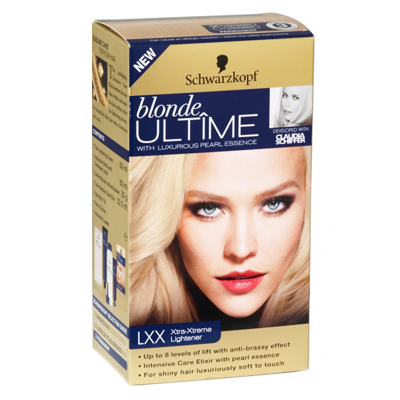"""Hårfärg Blondering """"LXX"""" - 51% rabatt"""
