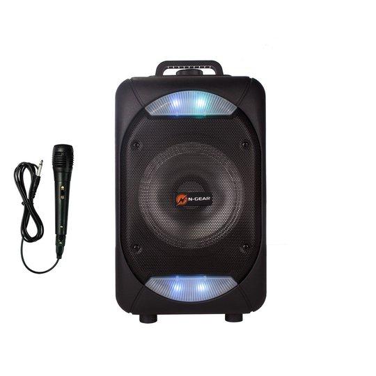 N-Gear The Flash 610 Karaokemaskin