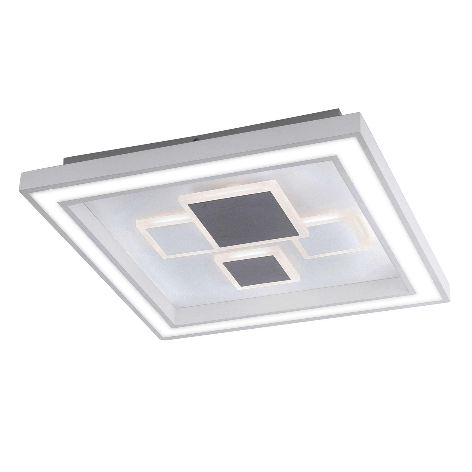 Paul Neuhaus Eliza LED-kattovalaisin, neliö