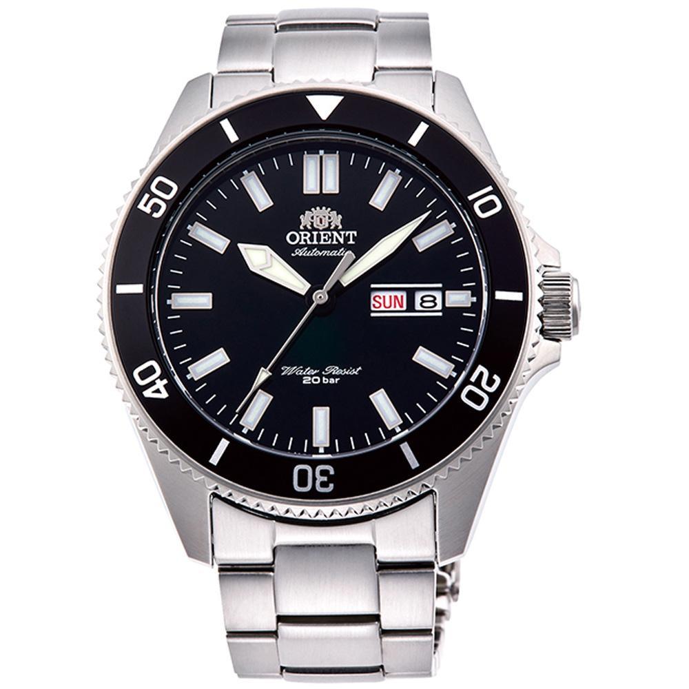 Orient Men's Watch Silver RA-AA0008B19B