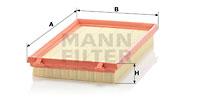 Ilmansuodatin MANN-FILTER C 2759/1