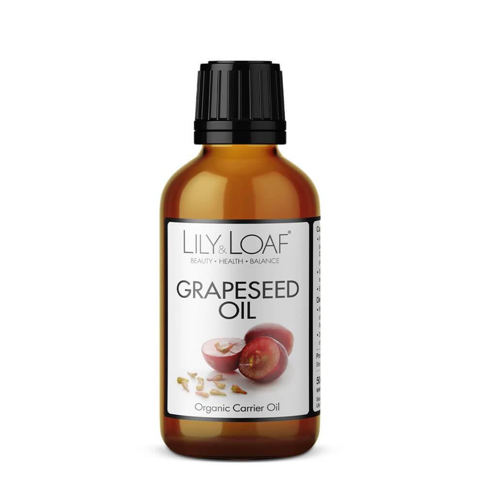 Grapeseed Organic Carrier Oil (50ml)