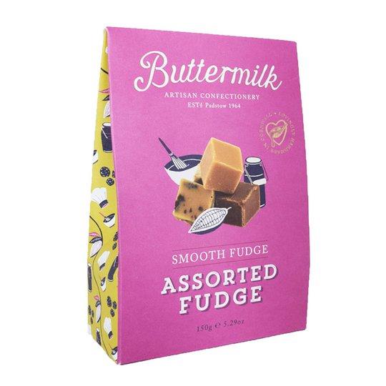 "Godis Fudge ""Assorted Fudge"" 150g - 72% rabatt"