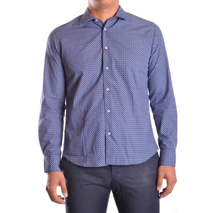 Altea Men's Shirt Blue 160715 - blue XL