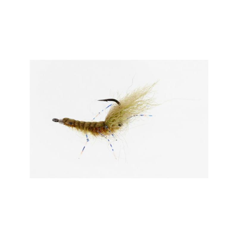 Honeyshrimp UV #4 Kjøp 12 fluer få gratis flueboks