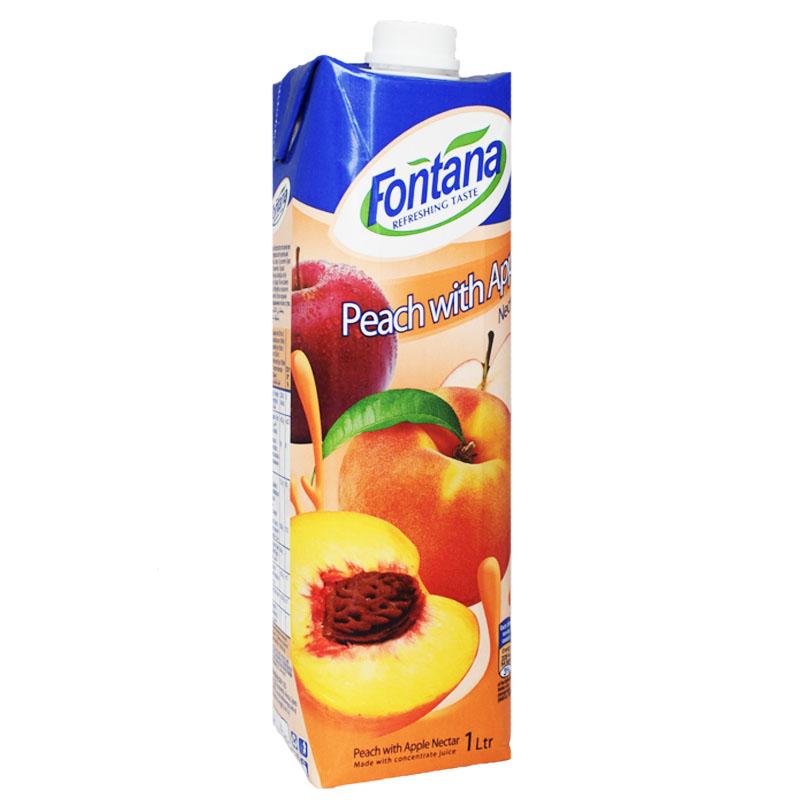 Fruktdryck Persika & Äpple 1l - 37% rabatt
