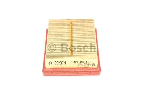 Ilmansuodatin BOSCH F 026 400 438