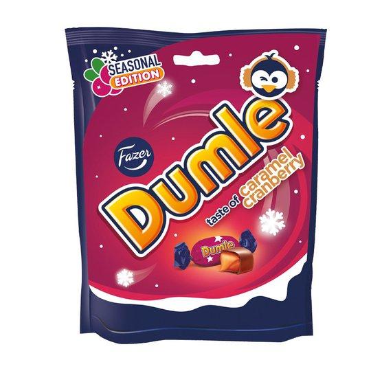 Dumle Caramel Cranberry - 30% alennus