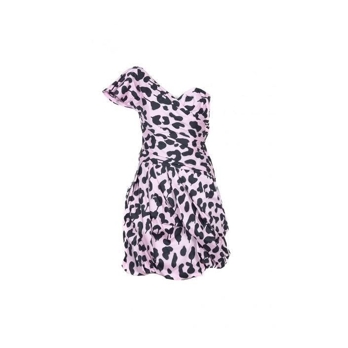 Boutique Moschino Women's Dress Multicolor 171308 - multicolor 44