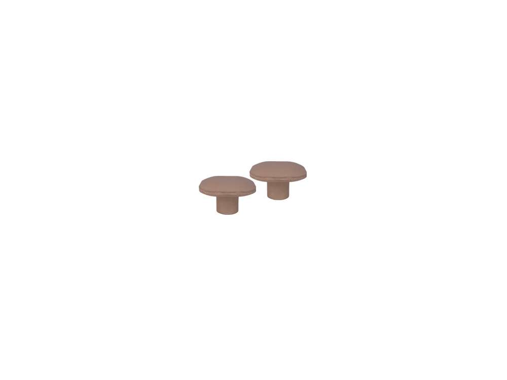 LIKEconcrete - Freja Hanger X Small - Mocca (93794)