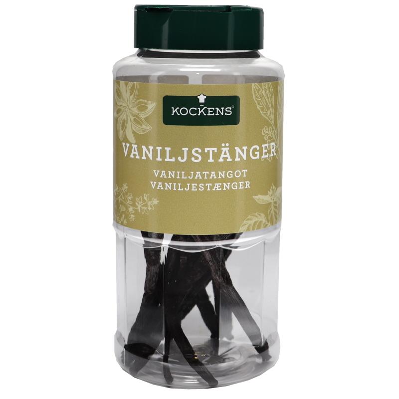 Vaniljstänger - 50% rabatt