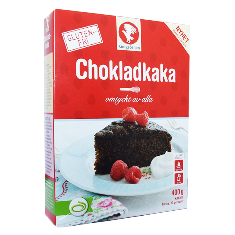 Bakmix Chokladkaka Glutenfri 400g - 33% rabatt