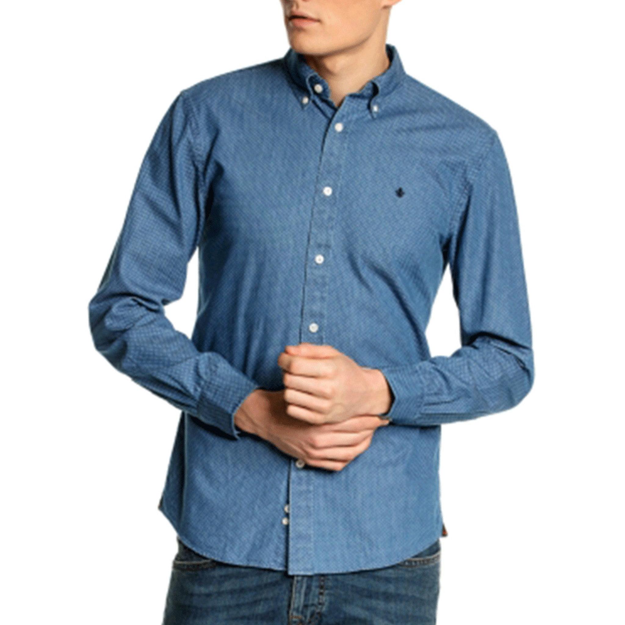 Douglas Indigo Shirt