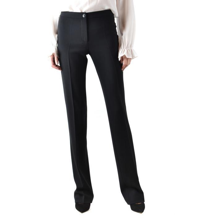 Boutique Moschino Women's Trouser Black 166743 - black 44