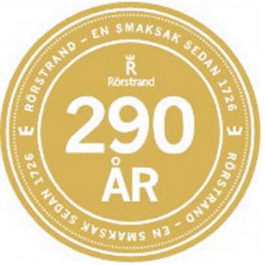 Rörstrand Swedish Grace Ros Tallrik djup 19 cm