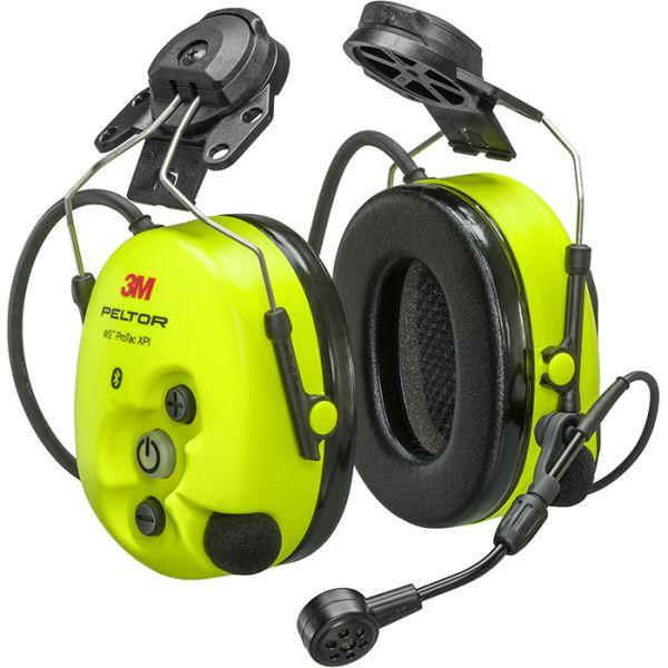 3M Peltor WS ProTac XPI Kuulosuojain kypäräkiinnitys, ilman FLX2-tuloa