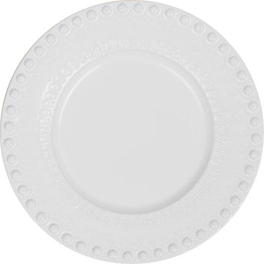 PotteryJo Daisy Assiett 22 cm White