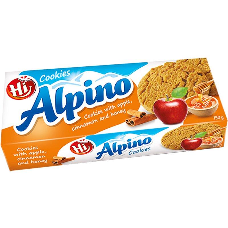 """Keksit """"Apple Cinnamon & Honey"""" 150 g - 34% alennus"""