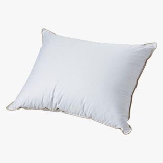 Alvin keskikorkea untuvatyyny valkoinen