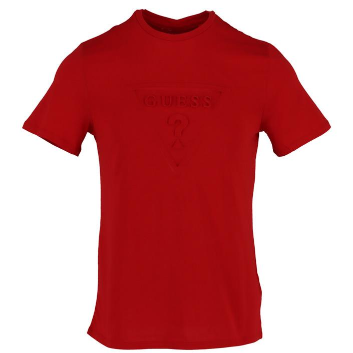 Guess Men's T-Shirt Red 304782 - red XS
