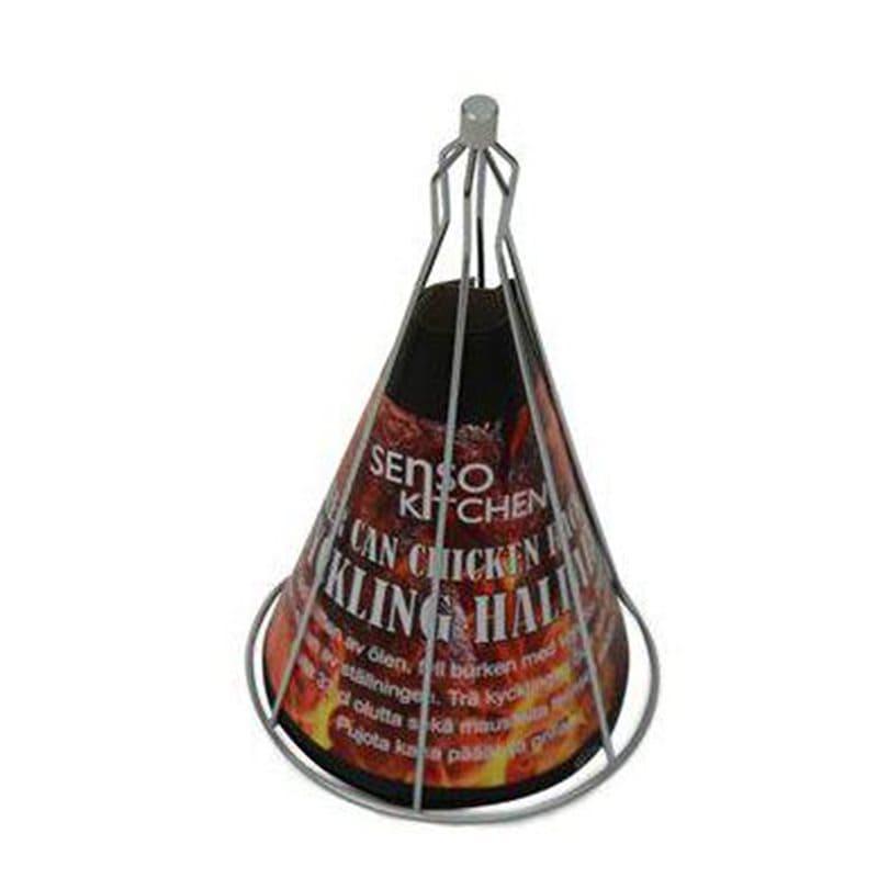 Ställning i Metall Ölkyckling 33 cm