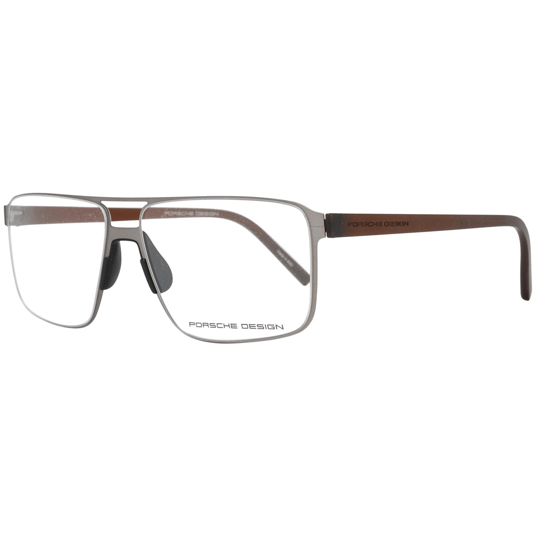 Porsche Design Men's Optical Frames Eyewear Gunmetal P8307 56D