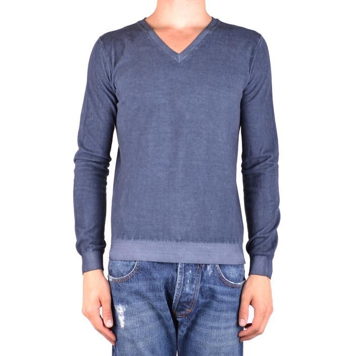 Dondup Men's Sweater Blue 161456 - blue S