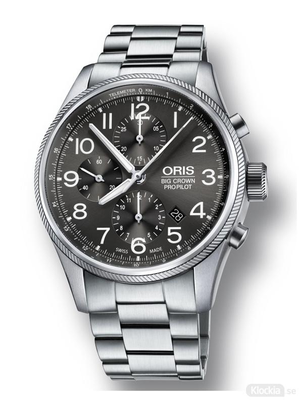 ORIS Big Crown Propilot Chronograph 44mm 774-7699-4063-07-8-22-19