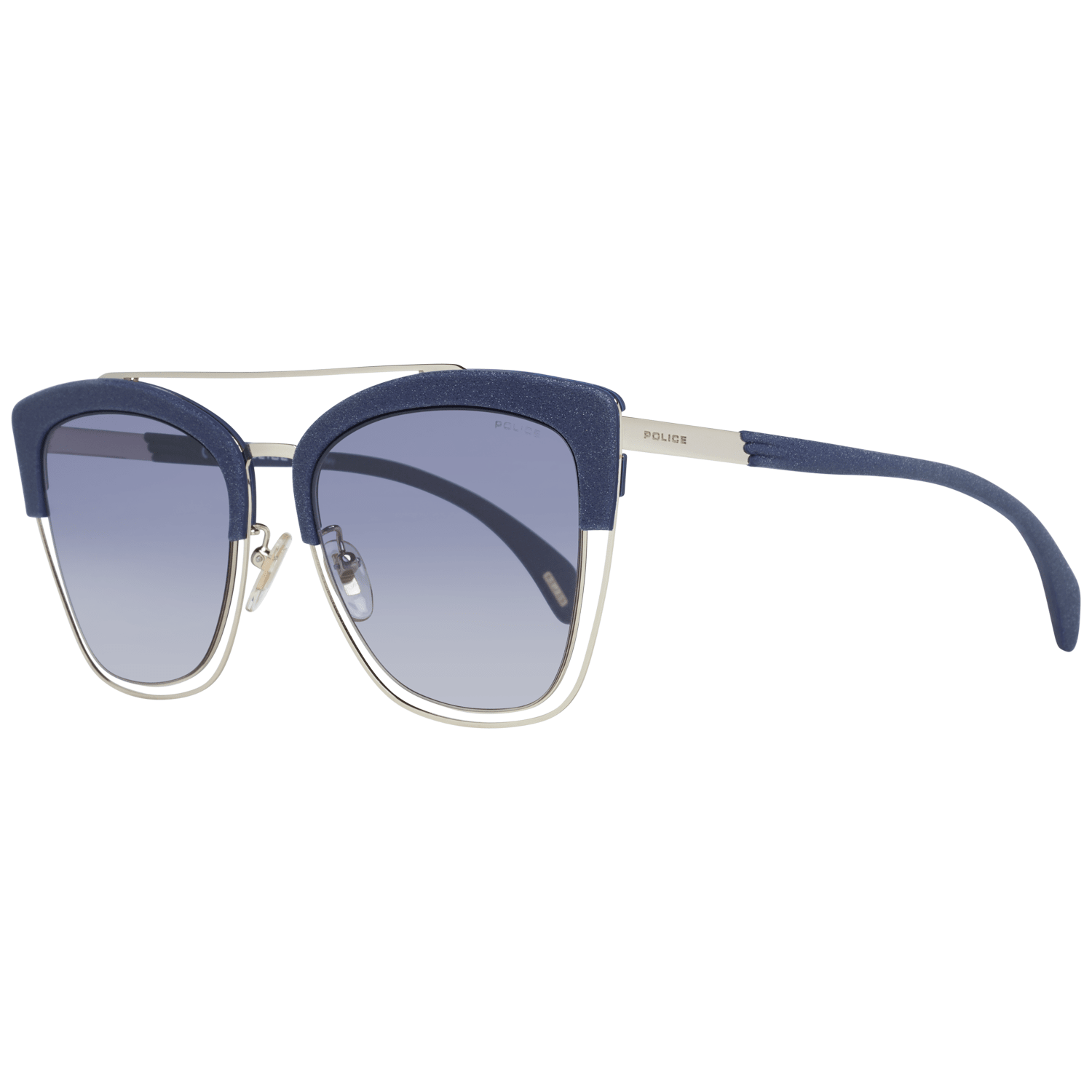 Police Women's Sunglasses Silver RB4256 56609