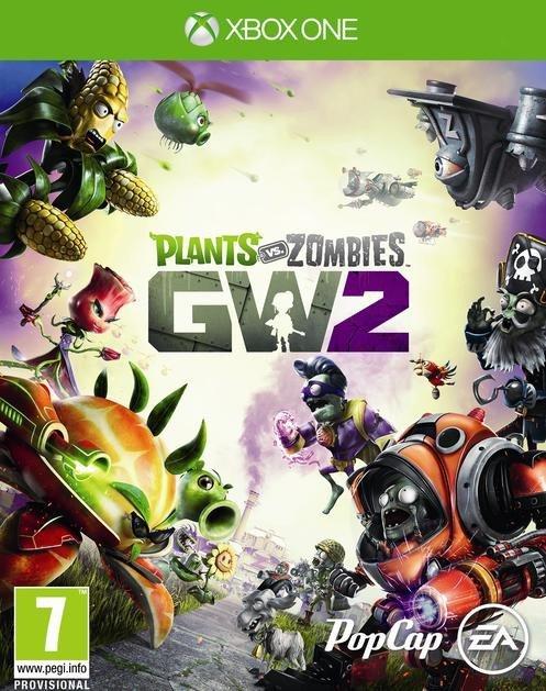 Plants vs. Zombies Garden Warfare 2 (NL/FR)