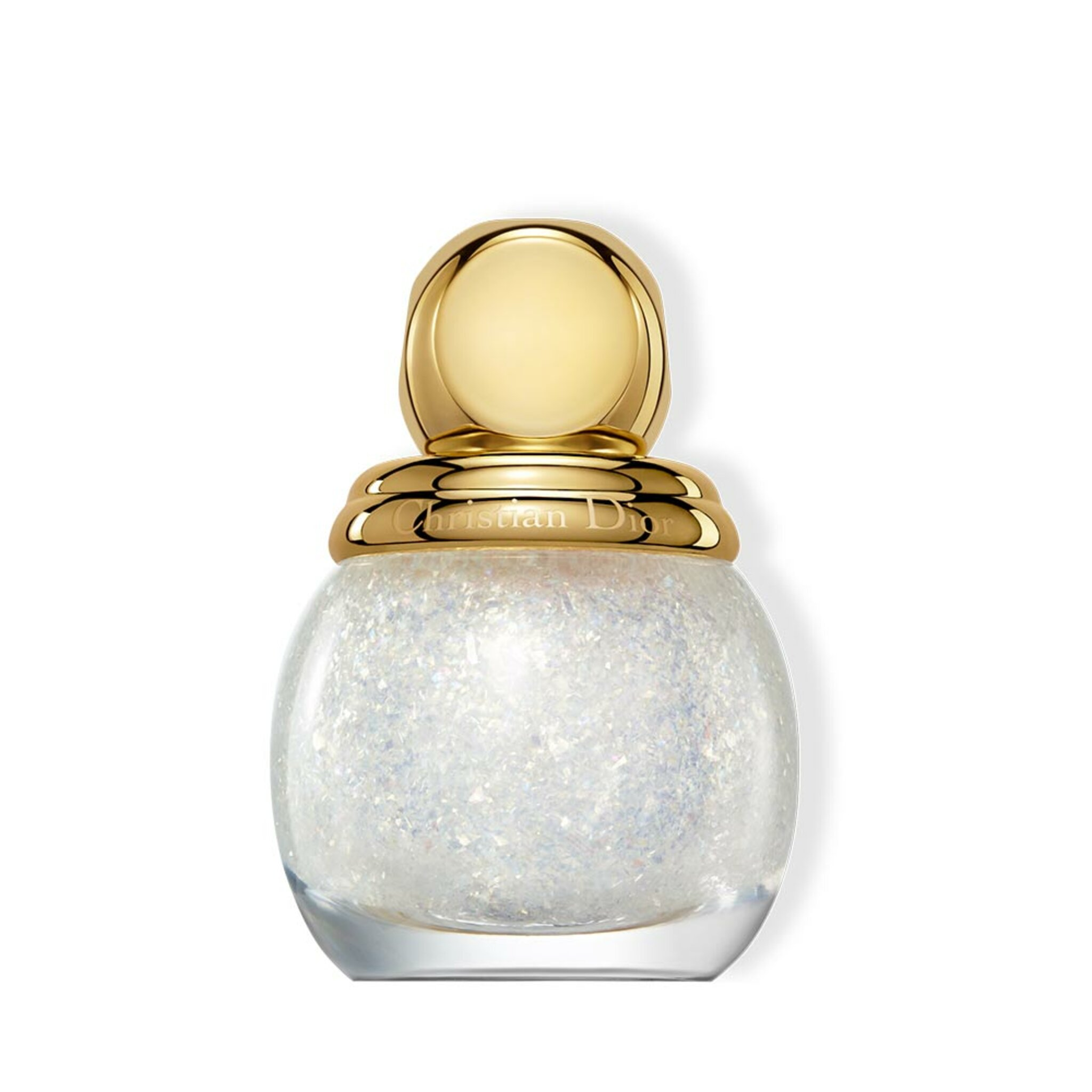 Diorific Vernis - Golden Nights Collection Limited Edition Top Coat Nail Lacquer, 12 ML