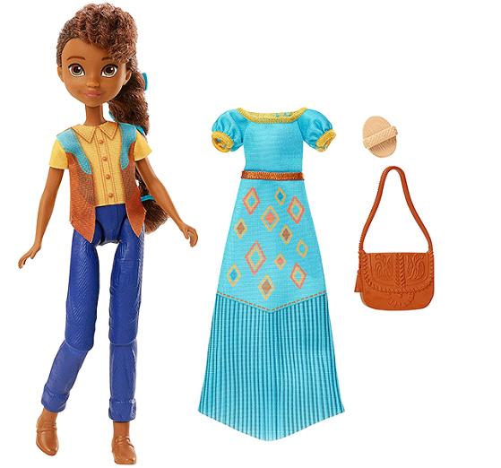 Spirit - Untamed Lucky Doll and Fashion - Pru (GXF18)