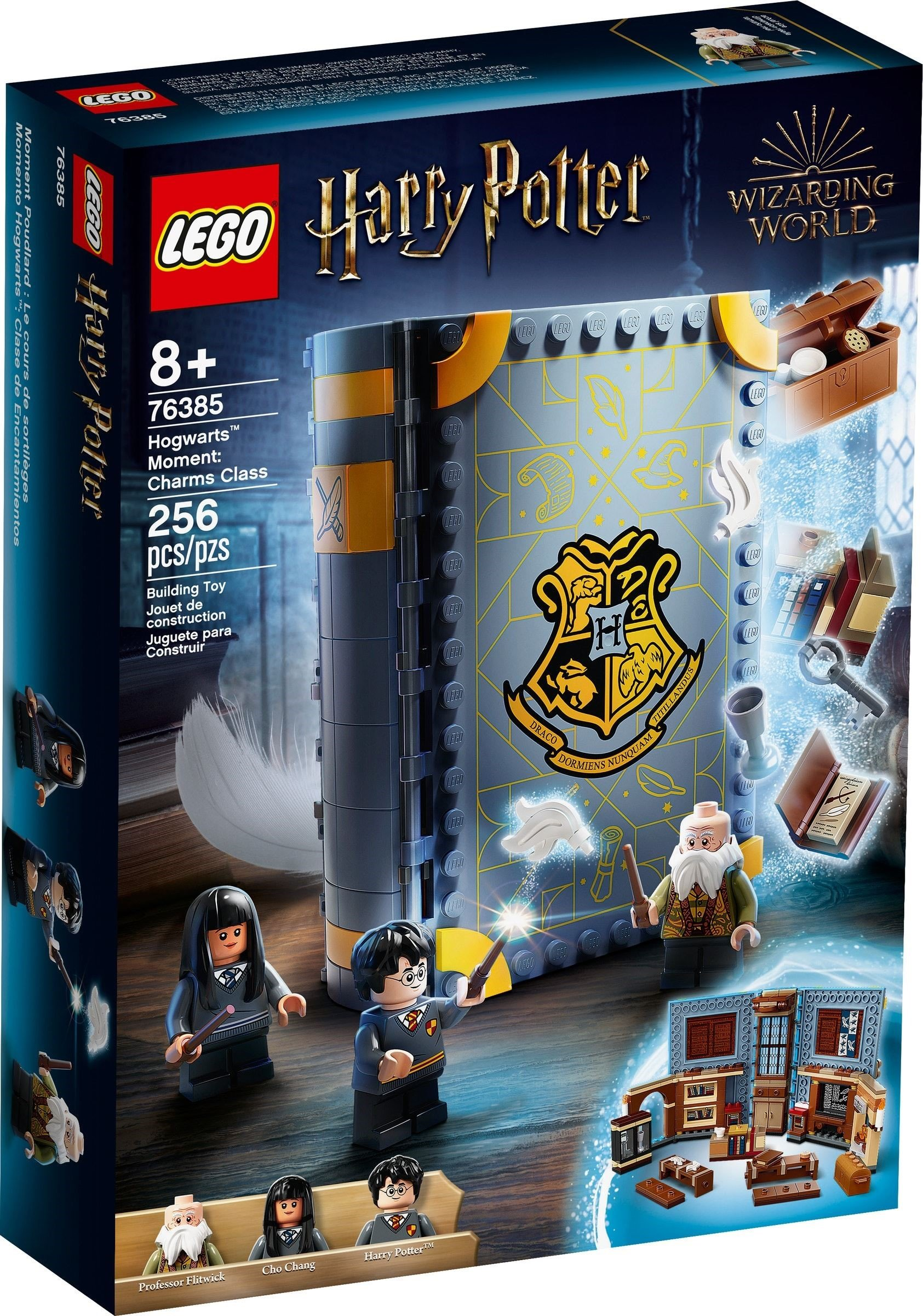 LEGO Harry Potter - Hogwarts™ Moment: Charms Class (76385)