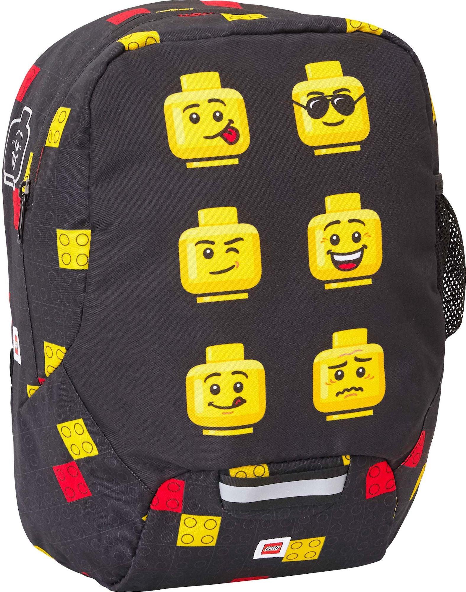 LEGO Faces Ryggsäck 10L, Black