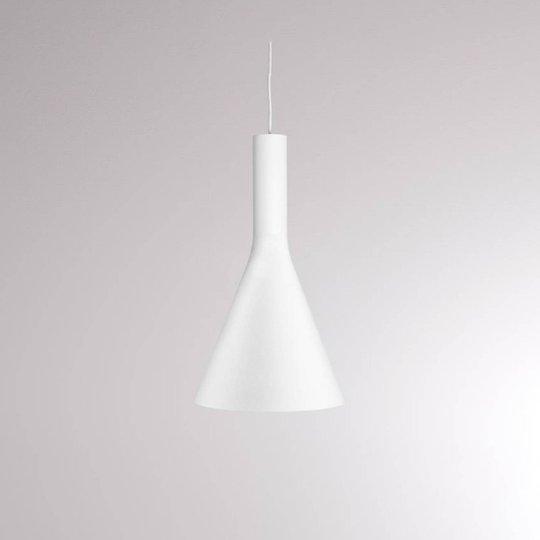 LOUM Lora Shade 1 LED-pendellampe 2 700 K hvit