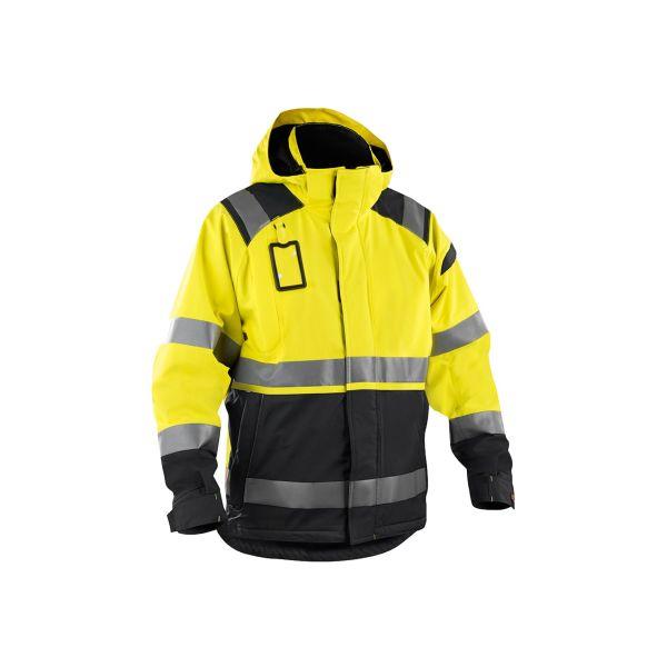 Blåkläder 4987198733995XL Vinterjacka dam, svart Stl XL