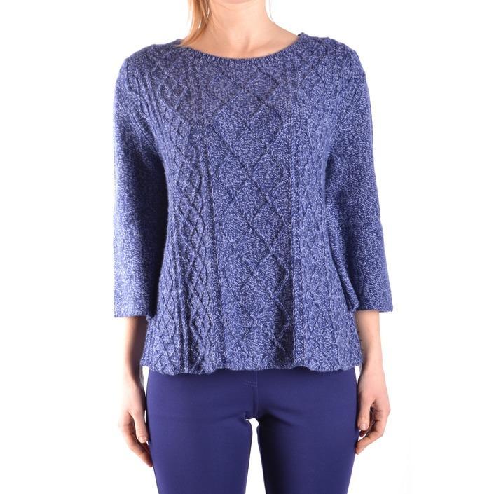 Jacob Cohen Women's Sweater Blue 162517 - blue S