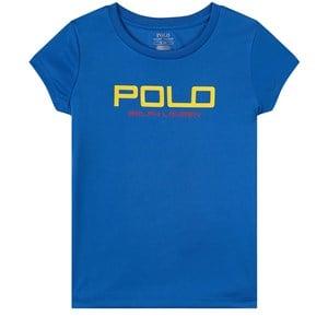 Ralph Lauren POLO T-shirt Blå 5 år