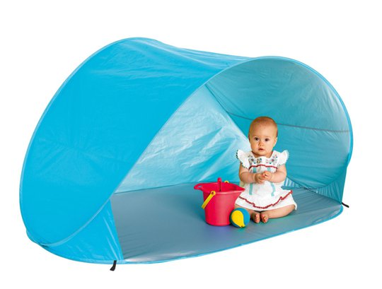 Swimpy UV-Telt med Oppbevaringsveske