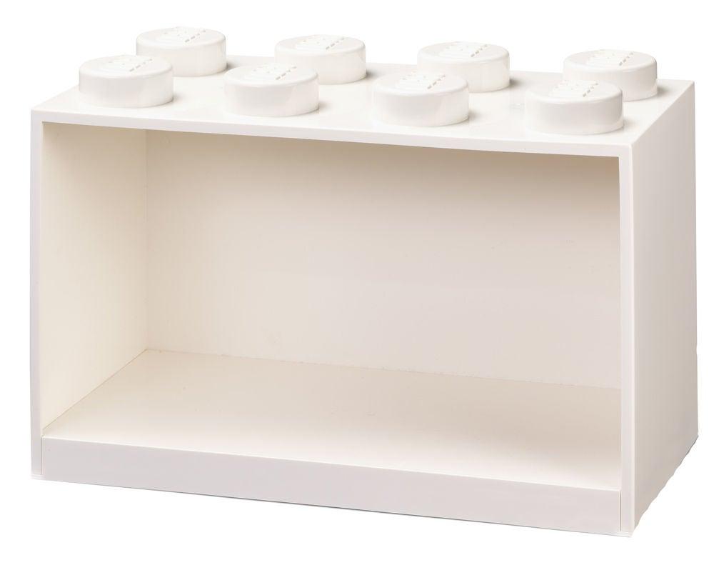 LEGO Hylly 8, White