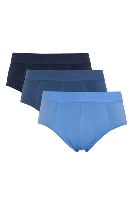 Cellbes Kalsong 3-Pack Blå Jeansblå Marin