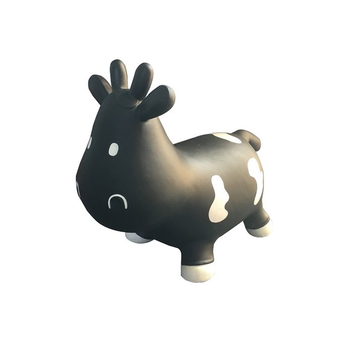 Babytrold - Bouncing Cow - Black