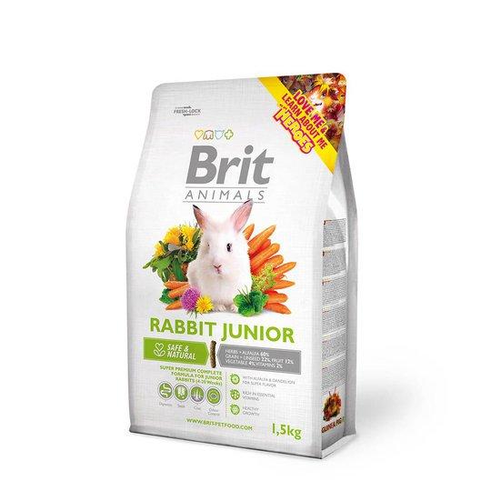 Brit Animals Kanin Junior (1,5 kg)